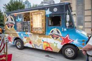 Hollywood Cone Ice Cream Truck Available For Your Next Event!
