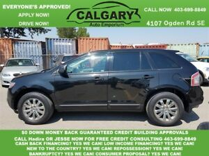 2010 Ford Edge SEL  *$99 DOWN 2 PAYSTUB GUARANTEED APPROVALS*