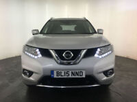 2015 NISSAN X-TRAIL N-TEC DCI DIESEL ESTATE 1 OWNER SERVICE HISTORY FINANCE PX