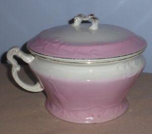 Pot de chambre antique   Chamber pot