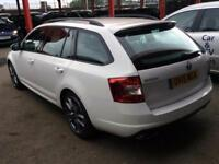 2015 SKODA OCTAVIA 2.0 TDI CR vRS 5dr Estate
