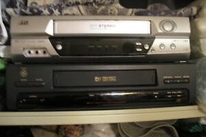 TWO  VCR'S