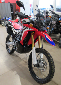 2017 Honda CRF 250 Rally
