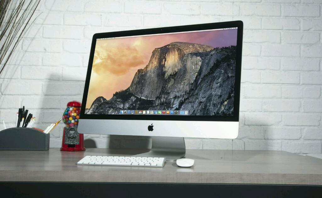 Imac 27 inch screen 5K Retinain Greenhithe, KentGumtree - Selling my imac 27 5K Retina, late 2014 model. 3.5GHz core i5 processor, 8GB RAM, 1TB Fusion Drive. Immaculate condition, hardly used, with wireless keyboard and mouse. Applecare warranty until end October 2017.Serious enquiries only