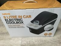 New 8 litre in car Electric Coolbox £30