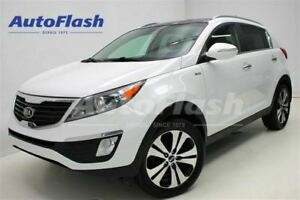 2013 Kia Sportage EX Luxury * Cuir/Leather * Toit * Bluetooth *