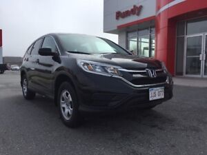 2014 Honda CR-V LX ONE OWNER , LOCAL TRADE ,