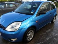 ford fiesta parts from 4 cars petrol and diesel