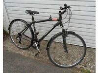 Marin Kentfield FS Bike, Cycle, Bicycle - Hybrid, Touring, Off-road, Commuter.