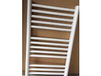 Kudox Ladder Style Decorative Wall Towel Warmer Rail