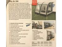 CARAVAN AWNING - USED ONCE!