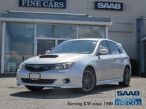 2010 Subaru Impreza WRX TURBO   Symmetrical All Wheel Drive
