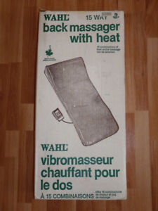 Wahl 15 Way Back Massage With Heat