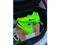 Nike mecurial football boots