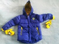 Boys coat for 6-7 years old -Asda