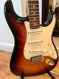 2003 Fender American Standard Stratocaster – Sunburst
