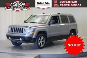 2016 Jeep Patriot *Sunroof-Leather-Remote Start*