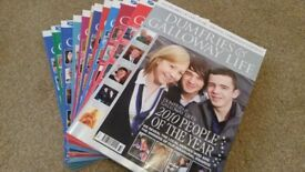 Dumfries and Galloway Life Magazines (Issues 26 - 37)