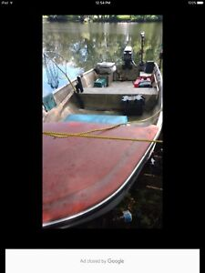 Boat/motors/trailer