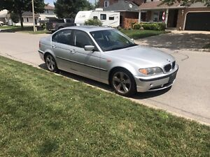 2004 BMW 330i *Certified* + LOW KM/Drives Great/Premium Package