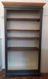 Classic Solid Wood Shelf Unit