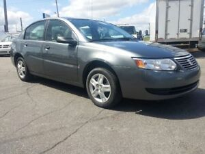 2007 SATURN ION AUTOMATIC TOUT EQUIPE TRES PROPRE COMME NEUF