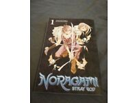 Noragami (stray god) vol 1 £6