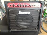 Ibanez Bass Amp (soundwave 35)