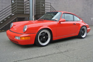 LOOKING FOR a Porsche 964