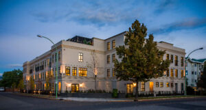 New Listing ! Downtown Kelowna- modern streetfront Townhome !!