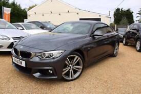 2014 64 BMW 4 SERIES 2.0 420D M SPORT 2D 181 BHP DIESEL
