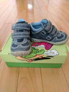 Baby boy shoes as new - Ecco & Chicco