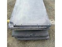 5X snooker table slates