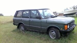 1988 Range Rover Classic for Parts