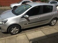 Drives well Renault Clio 1.5 dci £30 road tax. Mot March great on fuel