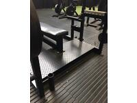 Commercial Gym Equipment Competition Bench Press
