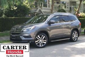 2016 Honda Pilot Touring + LOADED WITH ACCESSORIES! + CERTIFIED!