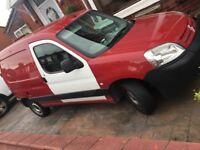 2L Citroen Berlingo Van