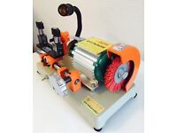 New THM Cylinder Key Cutting Machine