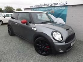 2007 07 MINI HATCH COOPER 1.6 COOPER S 3D 172 BHP PETROL GREY