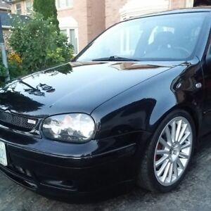 2003 Volkswagen GTI 20th Anniversary Edition Rabbit GTI 20AE