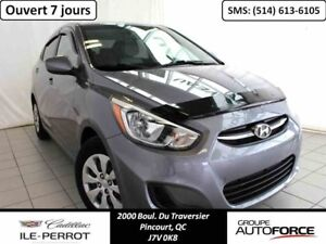 2016 HYUNDAI ACCENT 4-DR GL AUTO, GROUPE ELECTRIC, BLUETOOTH