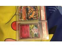 Rare and collectible Pokemon cards