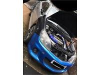 Vauxhall Astra VXR Stage 2 Remapped Project Car Damaged Fast Car