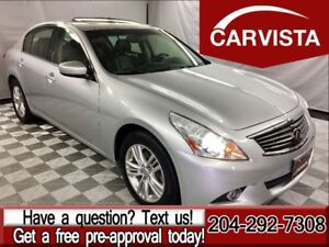 2011 Infiniti G37X AWD Sport -LOCAL VEHICLE-