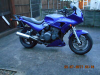 Triumph Sprint 900 good condition with mot & part service history.