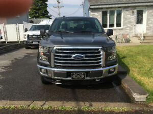 Bail de location ford f150