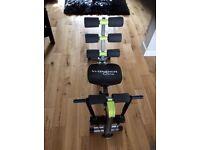 Wonder core fitness machine