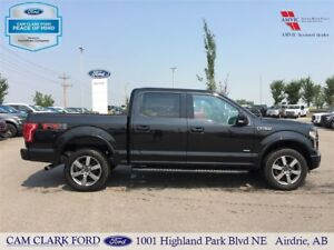 2015 Ford F-150 Lariat SPORT SuperCrew EcoBoost 4WD