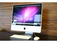 Absolutely Gorgeous iMac with Latest OSX, Full Microsoft Office included, Wireless Keyboard & Mouse